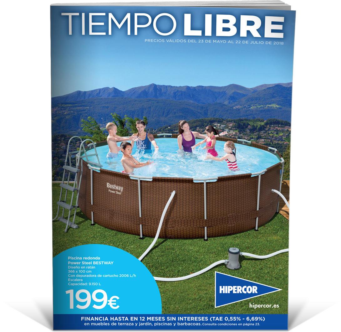 01640cf94 Hipercor - Catálogos - Tiempo libre